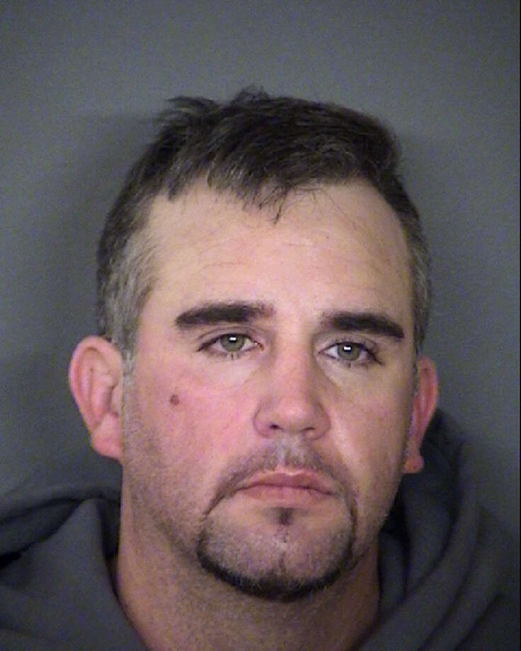 Brian David Mayes, 39, shot and killed himself on Aug. 28, 2016, in San Antonio following a pursuit with police. Photo: Bexar County Sheriff's Office