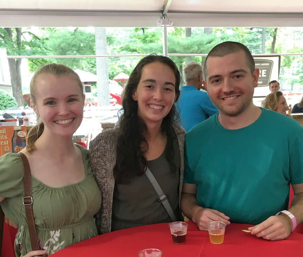 Were you Seen at Brew Central NY Day at the Saratoga Race Course in Saratoga Springs on Wednesday, Aug. 31, 2016?