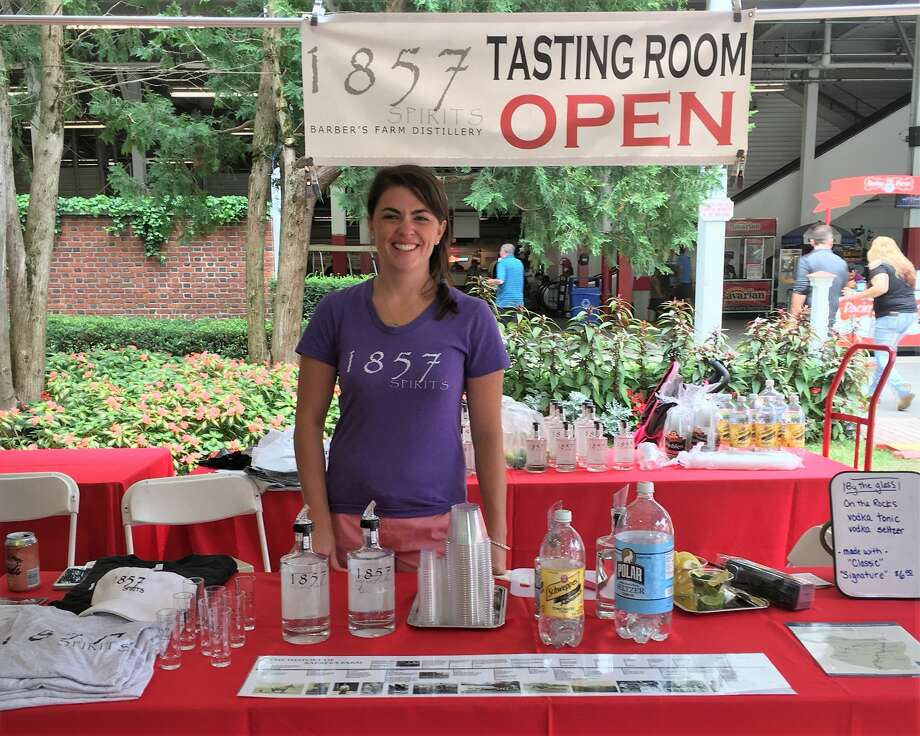 Were you Seen at Brew Central NY Day at the Saratoga Race Course in Saratoga Springs on Wednesday, Aug. 31, 2016? Photo: Kara Granato / Ed Lewi Associates