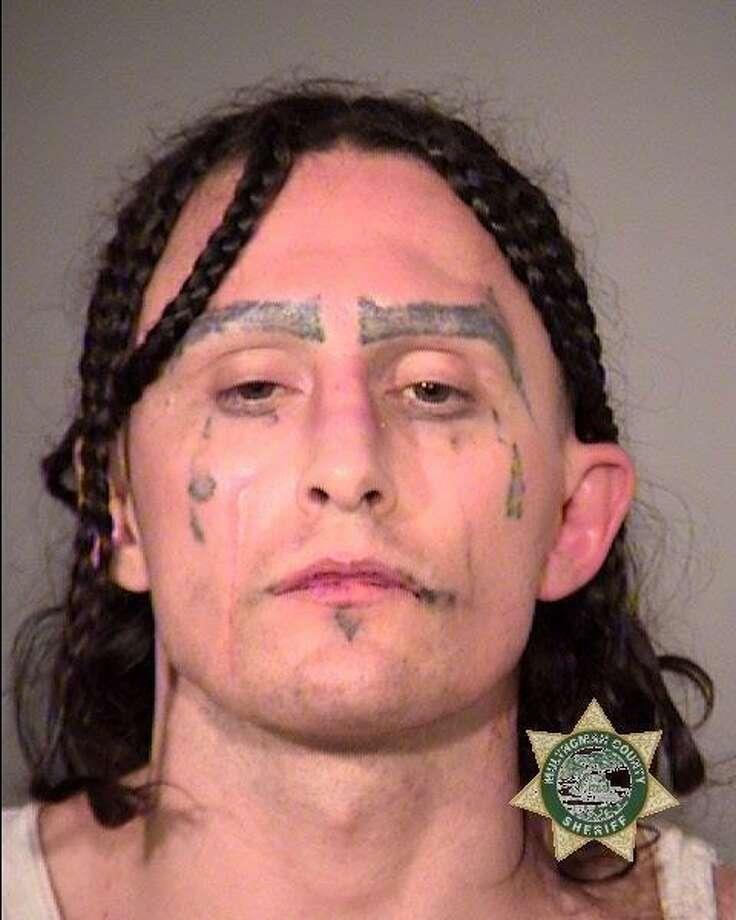 oregon man with bizarre mugshot series arrested for 16th  new homes for sale portland oregon area