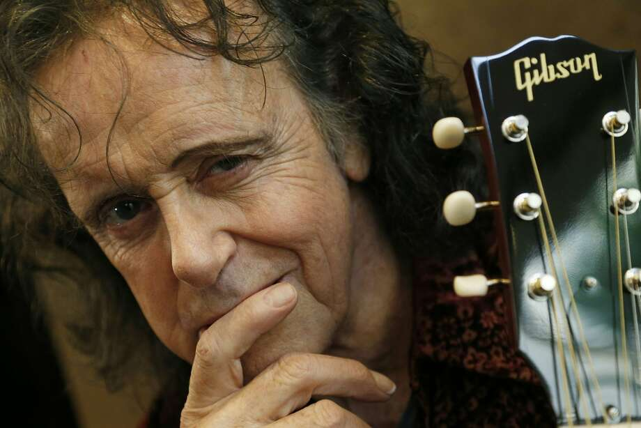 Psychedelic folkie Donovan says his songs still reach audiences because they are not stuck in a time frame. Photo: FRANCOIS GUILLOT, AFP/Getty Images