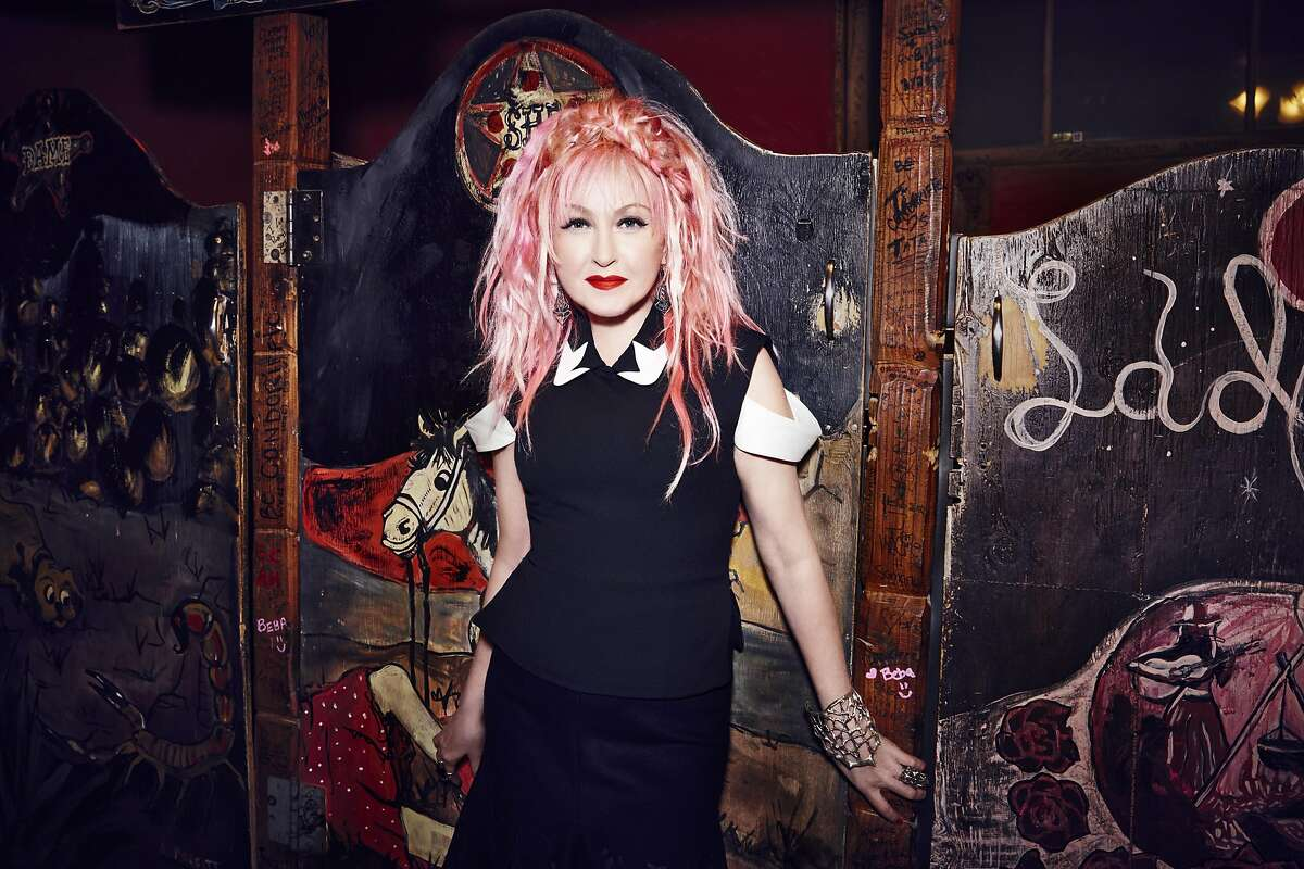 "Cyndi Lauper covers country classics on 2016 album ""Detour."""