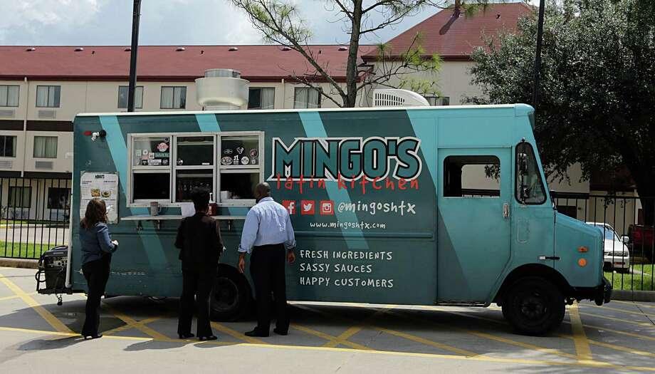 Mingos Food Truck Houston