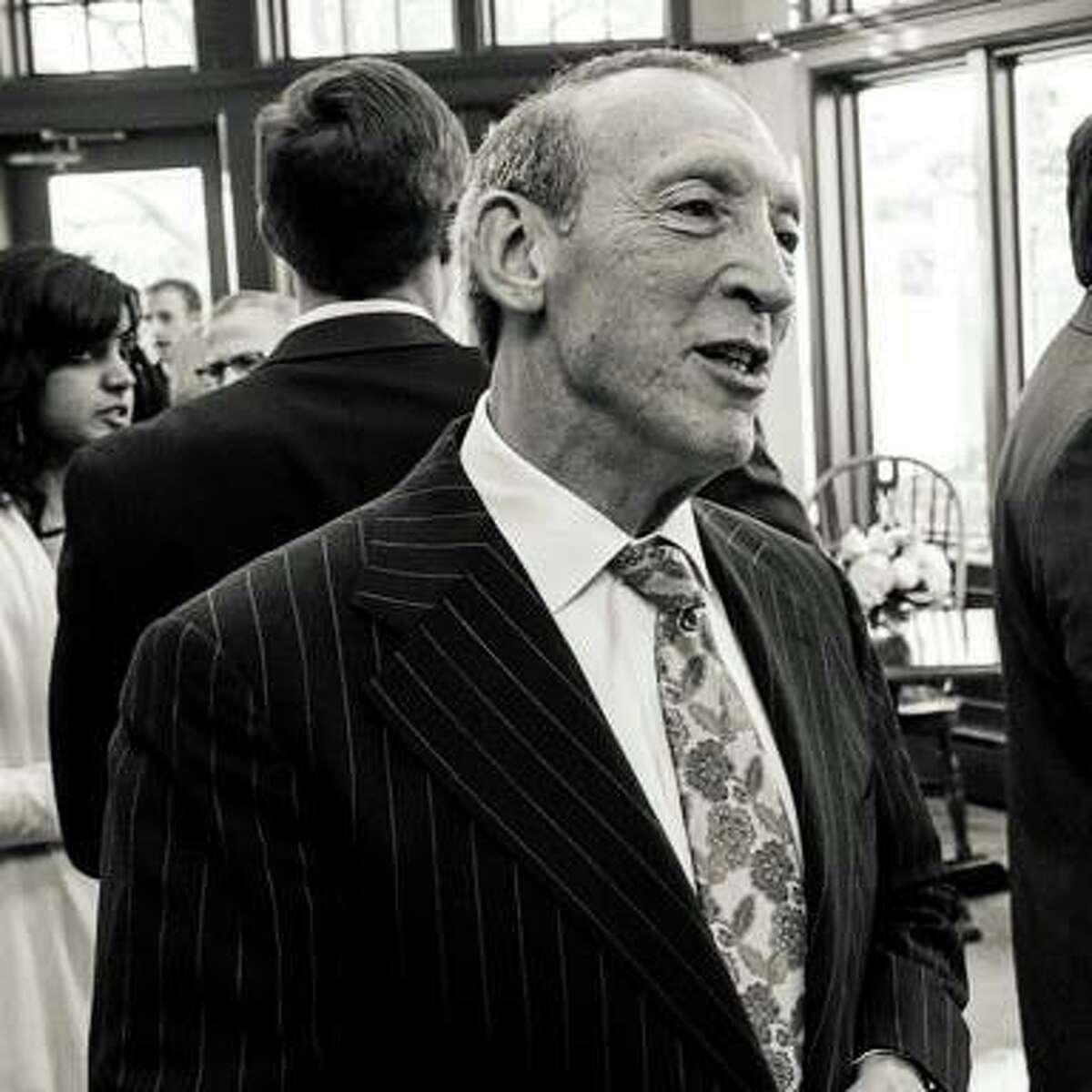 Wallingford businessman and Vietnam veteran John R. Price, candidate for U.S. Senate