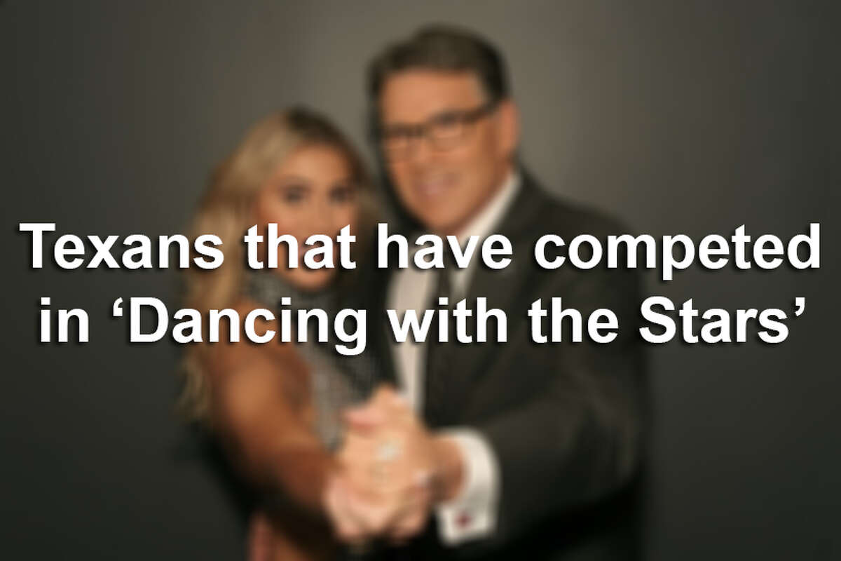 """From politicians to NFL standouts, here are the celebrities with Texas ties that have, or are about to, cut the rug on """"Dancing with the Stars."""""""