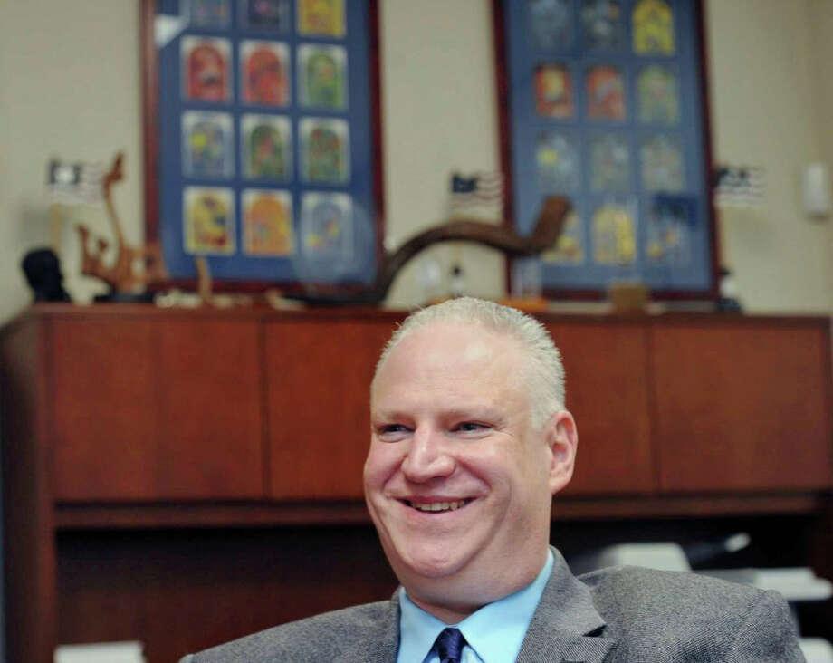 Rabbi Mitchell M. Hurvitz Photo: Contributed / Contributed Photo / Greenwich Time Contributed