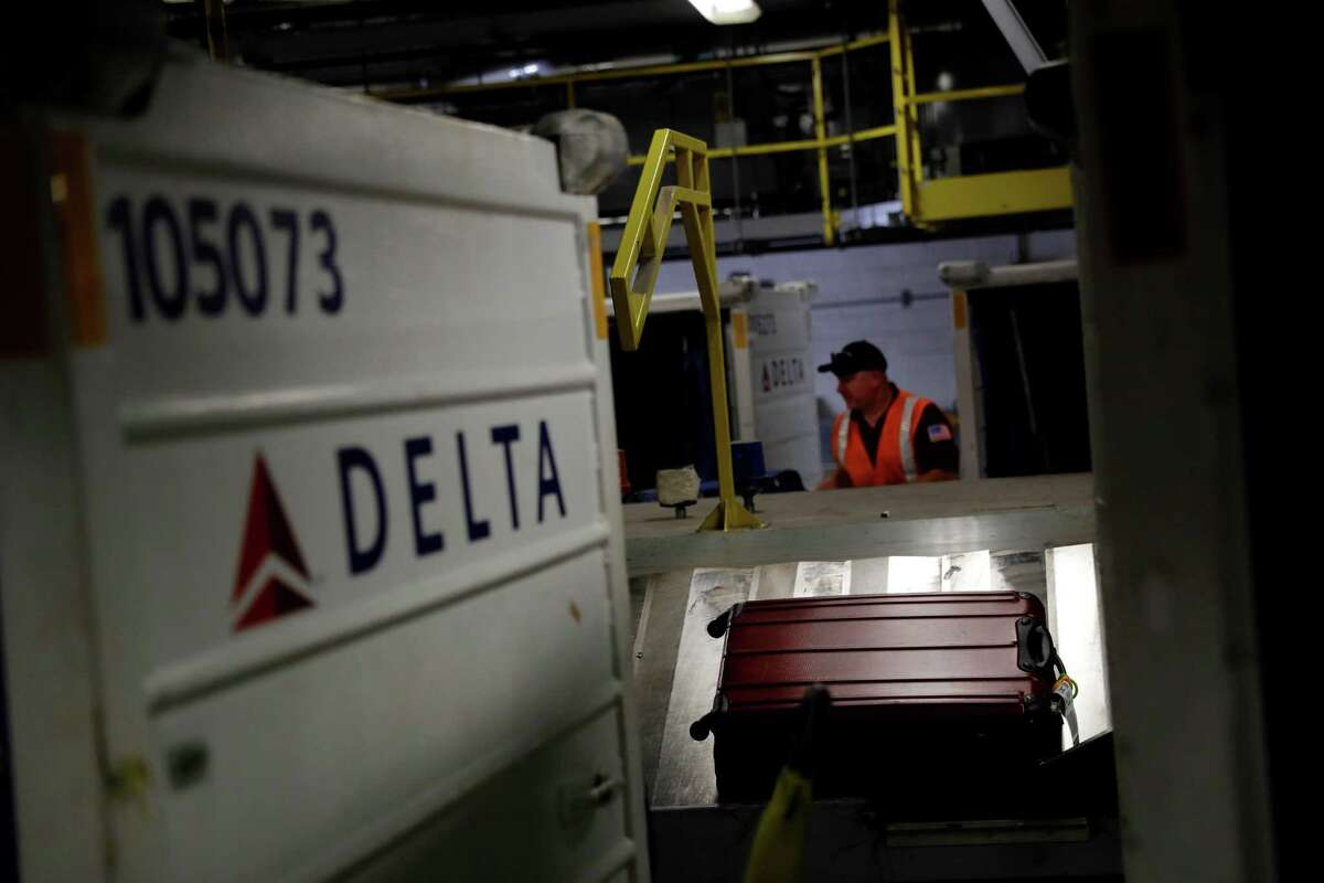 No. 2 for traditional airlines Delta Air Lines, with an index score of 758 out of 1,000