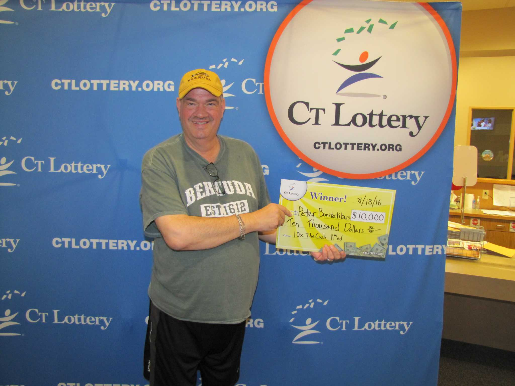 Who were August's big winners in the lottery? - Connecticut Post