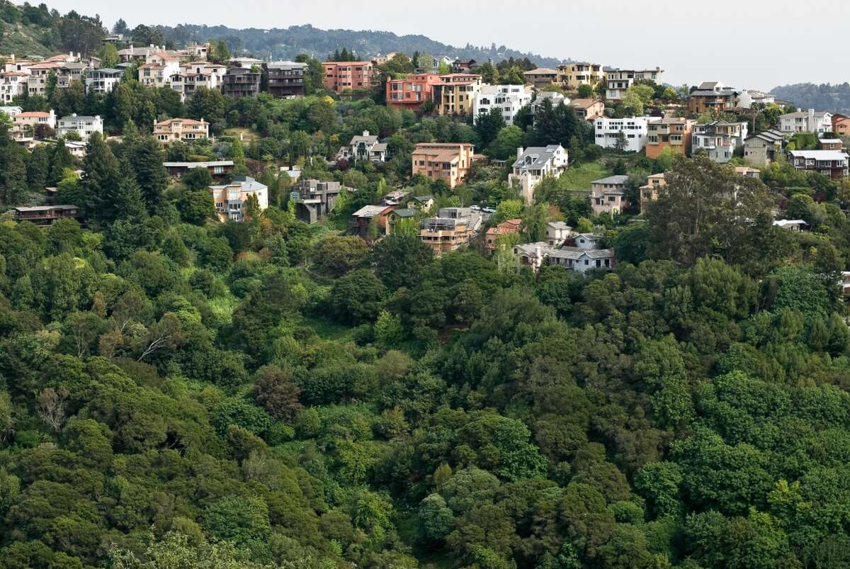 Berkeley tied with S.F. for the least-affordable market. It also had the lowest average numbers of days on the market and was second-best for markets with positive equity. It had the 98th