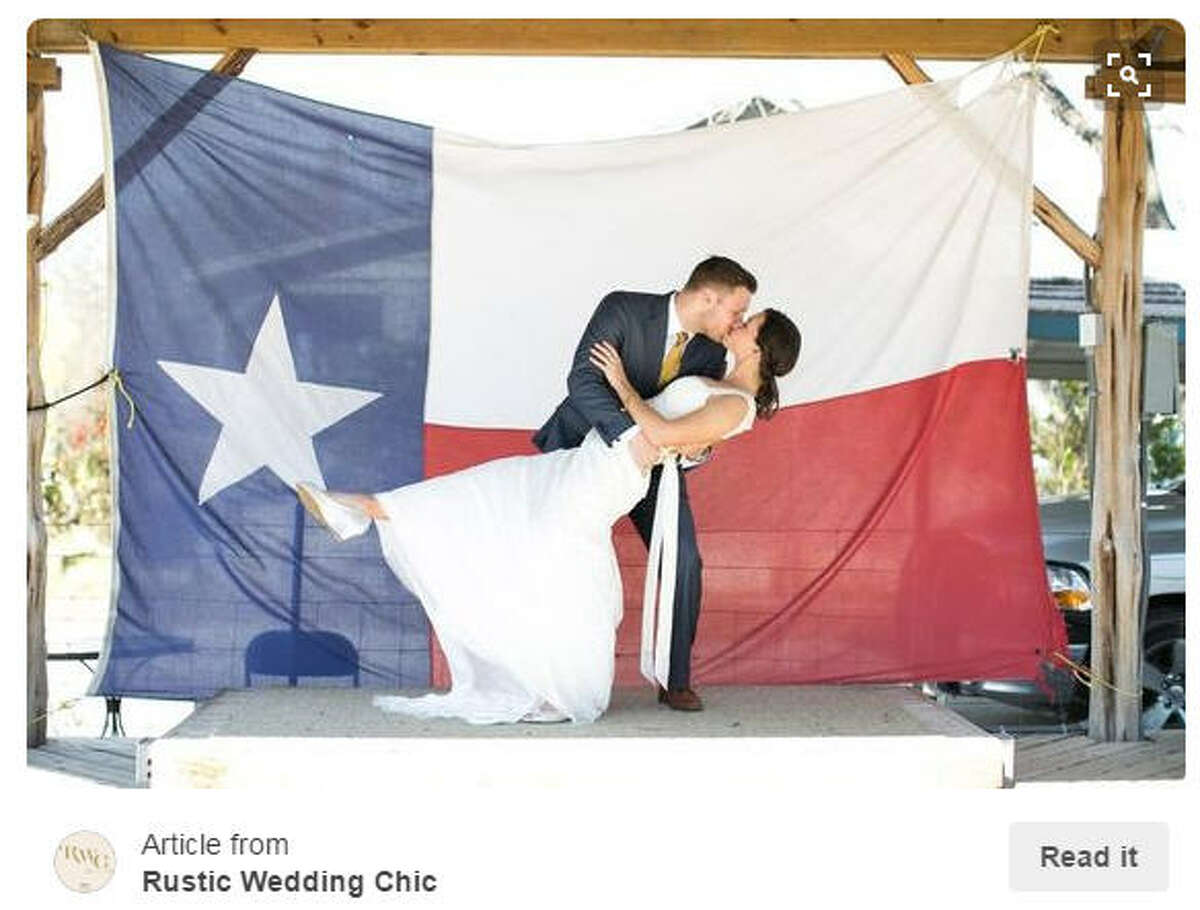A new study shows that getting married in Texas can be expensive, but that doesn't mean you can't still have the wedding of your dreams (with some proper planning and saving, of course.) >> How to have the ultimate Texas wedding. Photo: Pinterest