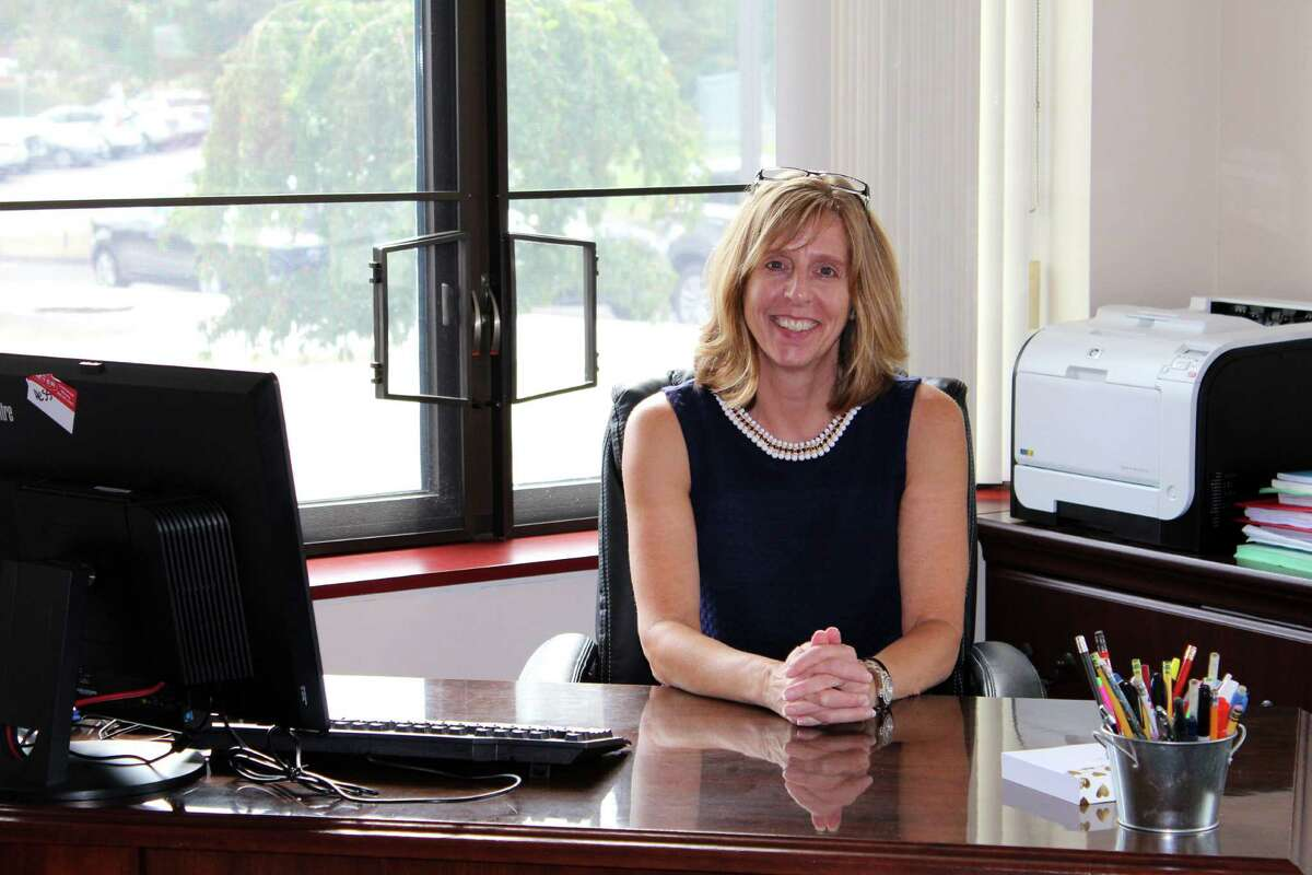 Kathryn Coon is the new principal of Miller-Driscoll School.