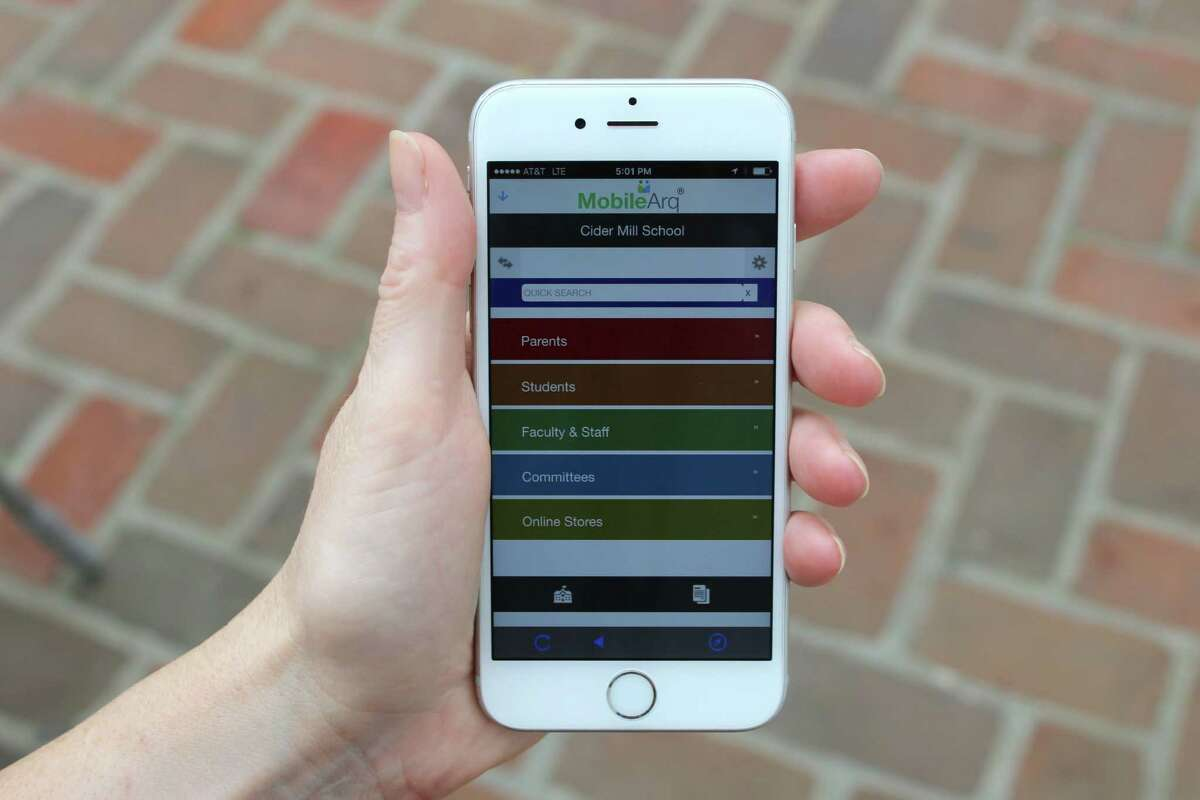 Every PTA directory of the Wilton School District will go mobile, starting Thursday, Sept. 1.
