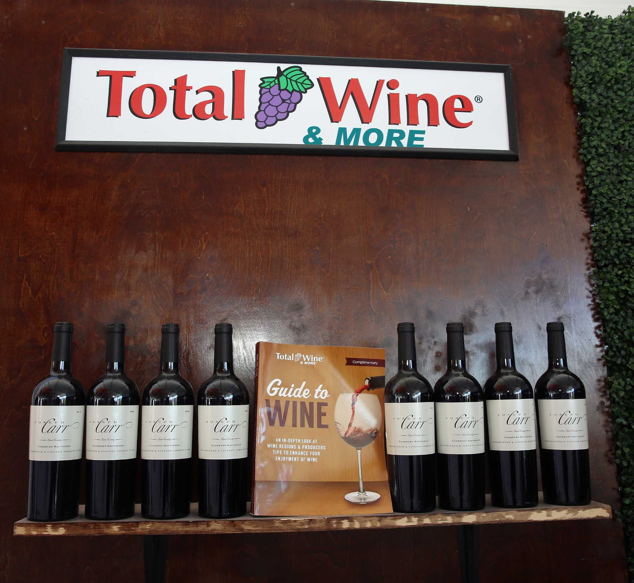 Liquor Insurrection Ends, Total Wine Will Pay $37,500 Fine