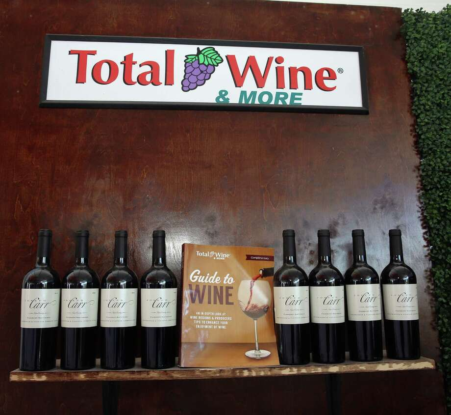 Total Wine & More, a national chain of pachage stores, has dropped its attempt to violate Connecticut's price thresholds, called minimum-bottle pricing. Photo: Aaron Davidson / Getty Images For SOBEWFF® / 2016 Getty Images
