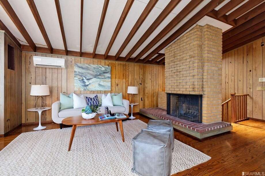 That 70s house! A three-bedroom at 60 Laidley St., has been beautifully maintained since it was first built in 1970 and is on the market for $2.295 million. Photo: Rich Anderson