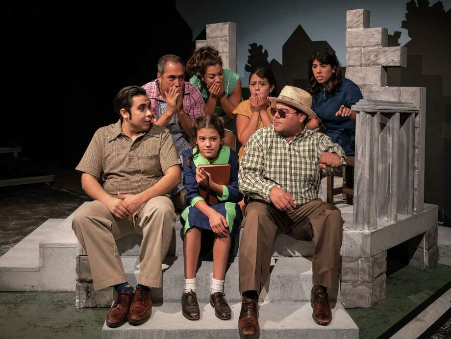 "Classic Theatre is opening its 2016--17 season with ""The House on Mango Street,"" Amy Ludwig's adaptation of Sandra Cisneros'  novel. Photo: Courtesy Siggi Ragnar"