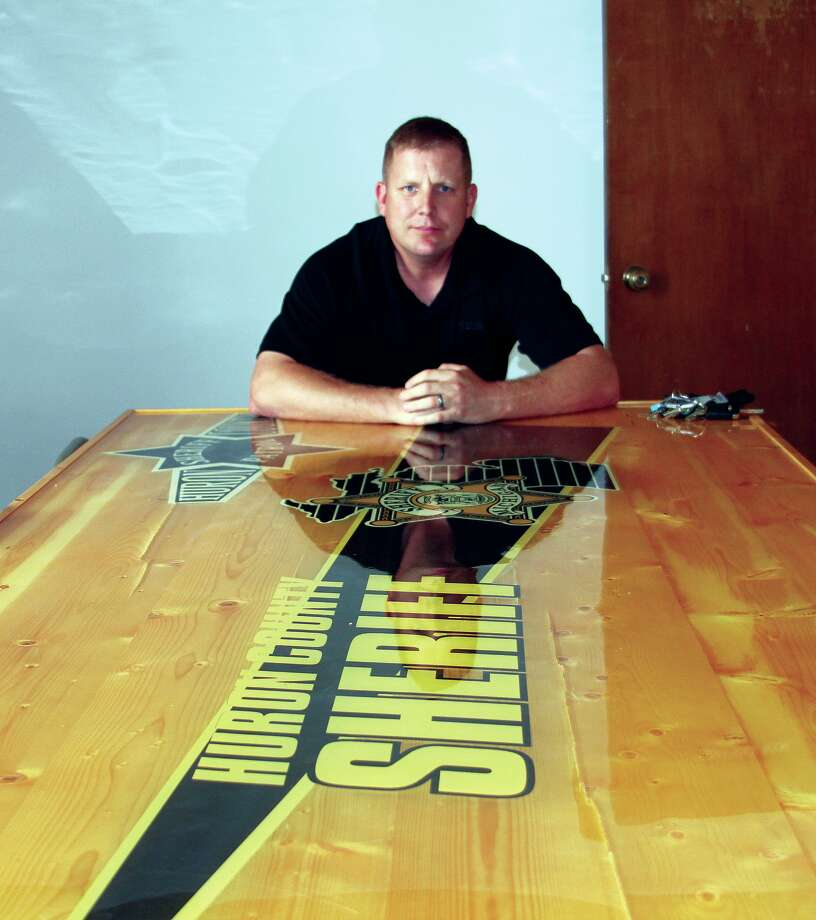 Meet the drug investigator for the Huron County Sheriff's Office, Ryan Swartz.