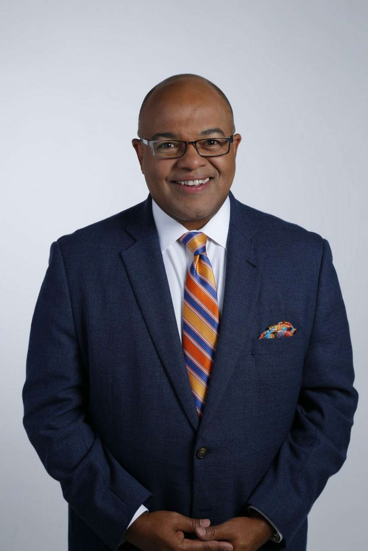 Longtime ESPN broadcast Mike Tirico moved over the NBC in July. (NBC Sports)