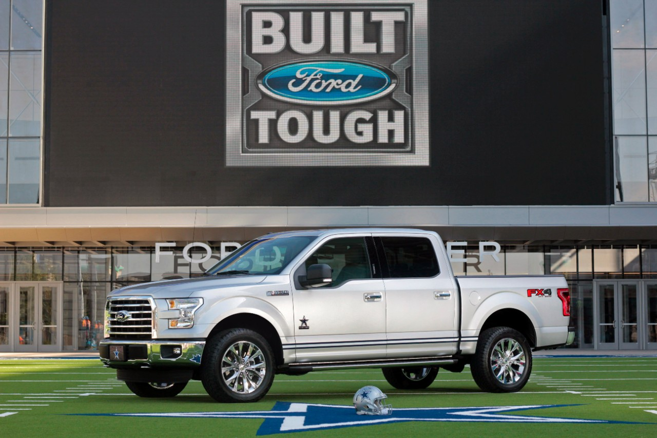 Ford Introduces Dallas Cowboys Edition F 150 Houston Chronicle