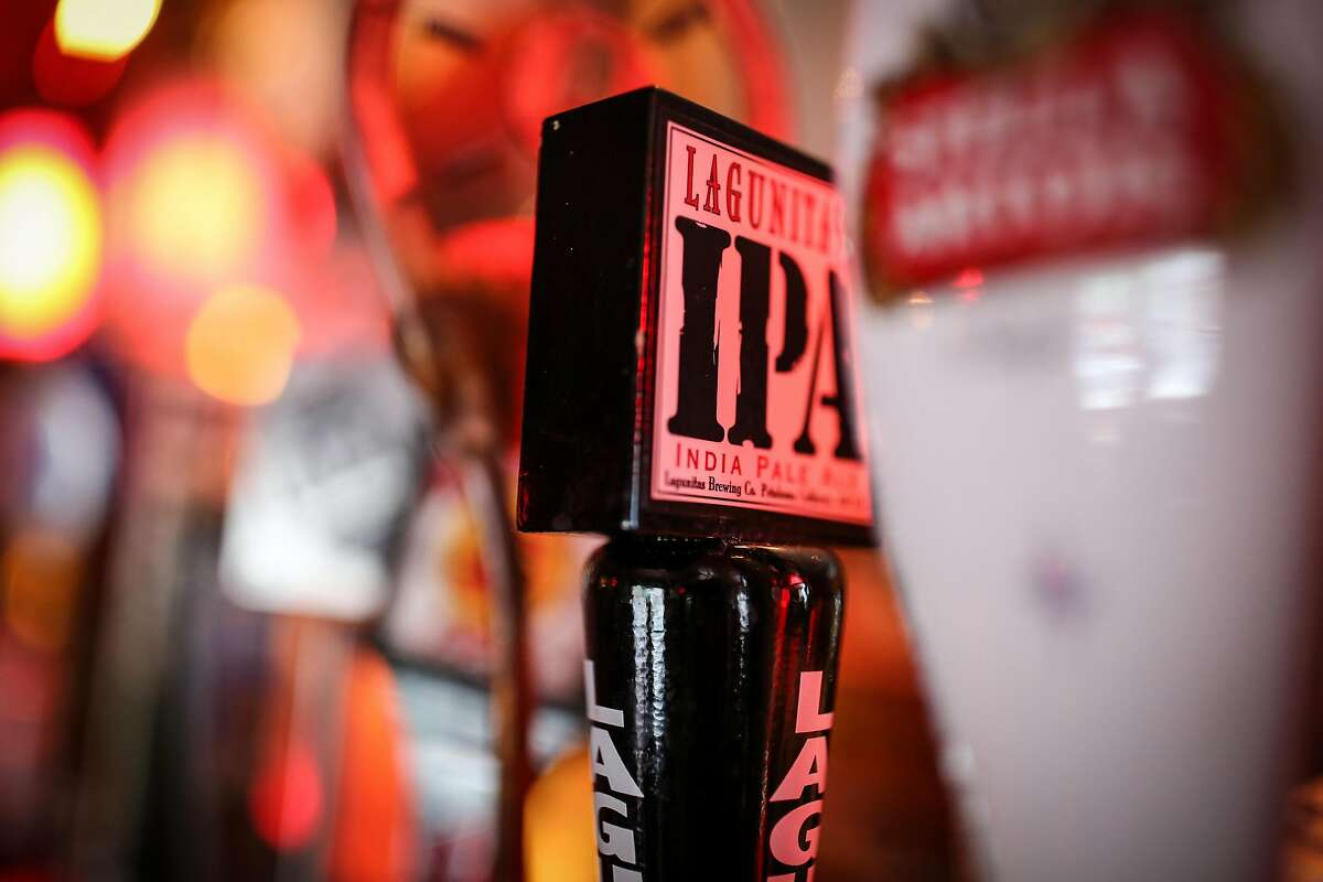Lagunita's popular IPA is offered on tap at The Page in San Francisco on Thursday, Aug. 18th.