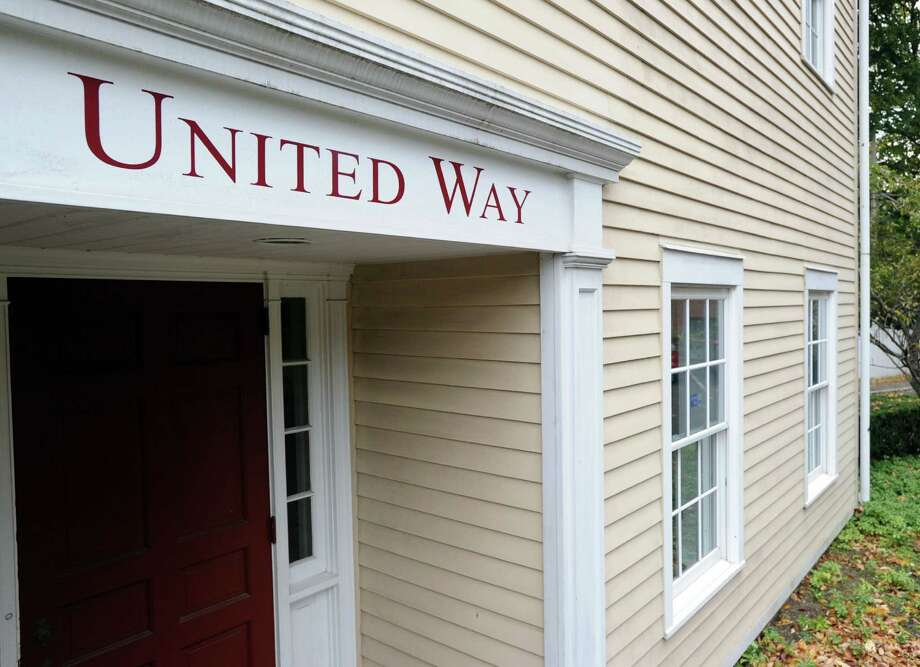 The Greenwich United Way could soon be looking for a new home as it explores the sale of its Lafayette Court property. Photo: Bob Luckey / Bob Luckey / Greenwich Time