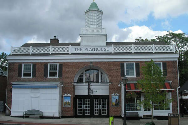 The Playhouse in New Canaan is a 1923 movie theater at 89 Elm St.