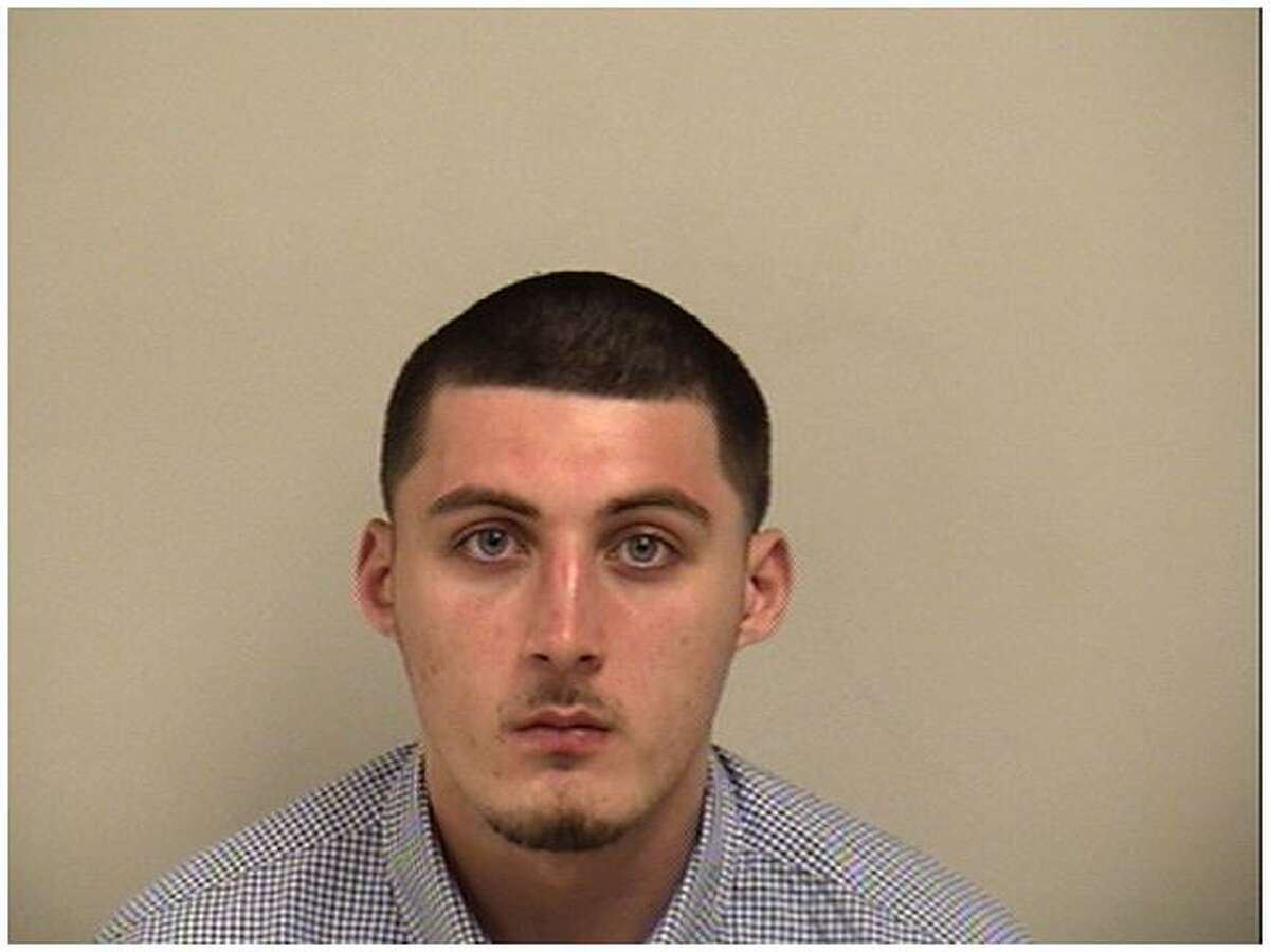 Mark Dipietro, 22, of Bridgeport made a not guilty plea Wednesday to charges that he forced a fellow patient to give him oral sex at a Westport mental facility in April 2016. Dipietro was released after posting a $50,000 court appearance bond.