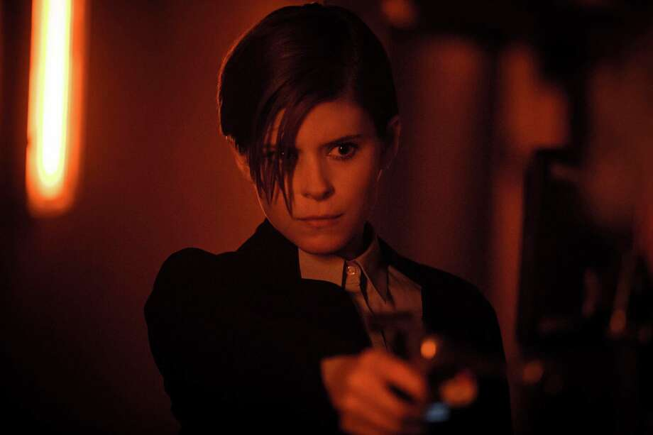 """This image released by Twentieth Century Fox shows Kate Mara in a scene from """"Morgan."""" (Aidan Monaghan/Twentieth Century Fox via AP) Photo: Aidan Monaghan, HONS / TM & © 2016 Twentieth Century Fox Film Corporation. All Rights Reserved. Not for sale or duplication."""