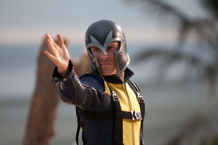 "Michael Fassbender portrays Erik Lehnsherr, aka Magneto, in ""X-Men: First Class."" Photo: Murray Close / TM and ©2011 Twentieth Century Fox Film Corporation. All rights reserved."