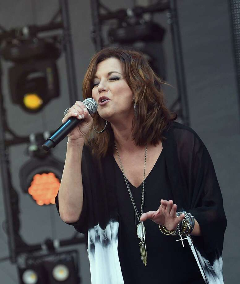 PHOTOS: Martina McBride announces Houston-area tour date Martina McBride will perform at the Smart Financial Center in Sugar Land on Dec. 8 during her recently-announced Christmas tour. >>> See more anticipated concerts in Houston this year in the slideshow  Photo: Rick Diamond, Staff / 2016 Getty Images