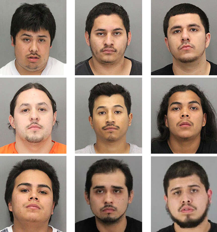 Year Long Probe Leads To Massive East Palo Alto Gang Bust Sfgate