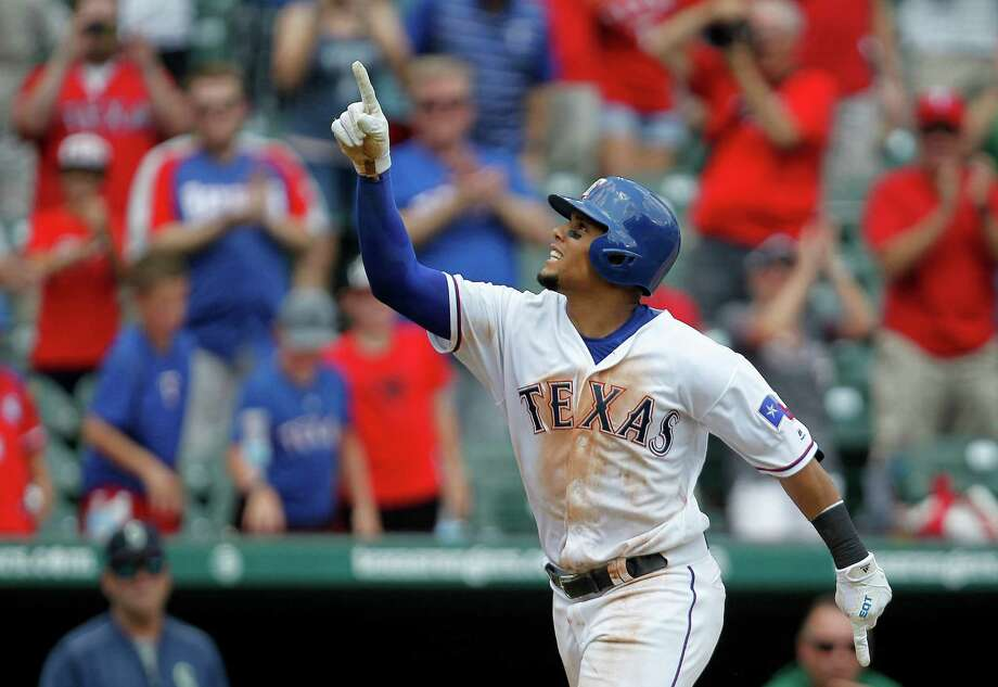 Friday will be the first time the Astros play against Carlos Gomez since he was released by the club. Photo: Khampha Bouaphanh, TNS / Fort Worth Star-Telegram