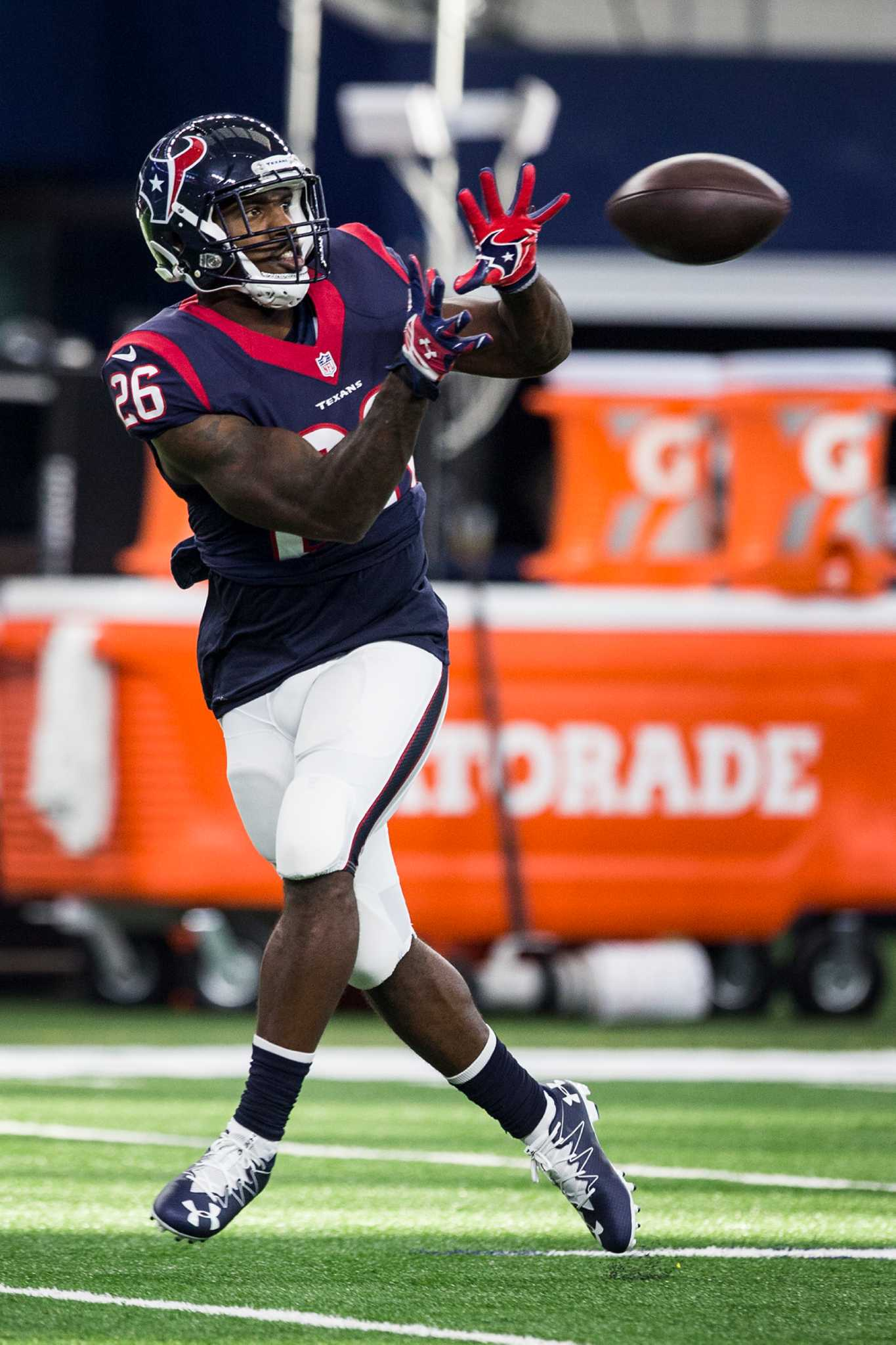 Texans have high expectations for Lamar Miller