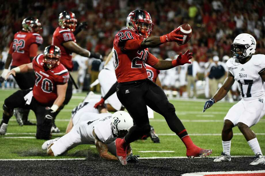 Sept. 1: Western Kentucky 46, Rice 14The Hilltoppers buried the Owls with a first-half onslaught and cruised to victory in the season opener.Record: 0-1 Photo: Michael Noble Jr., Associated Press / FR171171 AP