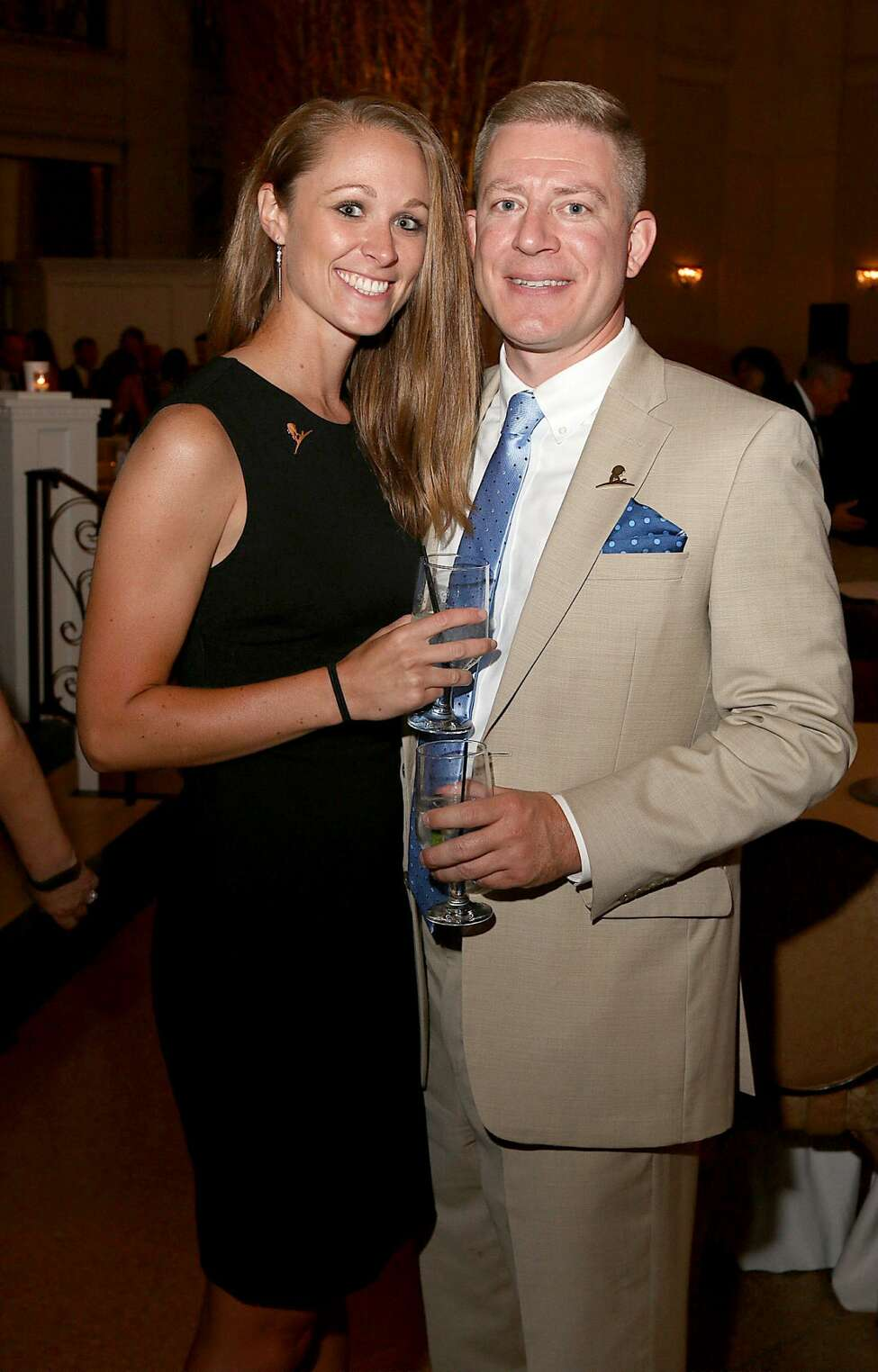 Were you Seen at the fourth annual St. Jude Gala presented by AngioDynamics, a fundraiser forSt. Jude Children's Research Hospital held at the Hall of Springs in Saratoga Springs on Thursday, Sept. 1, 2016?