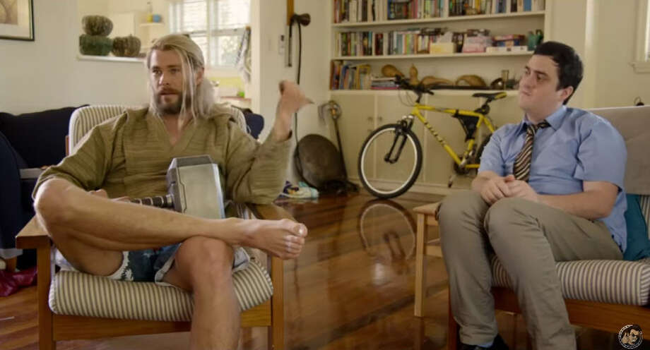 """Fans are petitioning for a Netflix show about Thor and his roommate Darryl after a short that was aired at the 2016 Comic-Con showed a clip of Thor hilariously trying to be """"normal."""" This show may not be happening yet, but there are plenty of new things to watch on the streaming site.>>KEEP CLICKING TO SEE WHAT SHOWS ARE NEW ON NETFLIX FOR SEPTEMBER 2016.Photo: YouTube Screenshot"""
