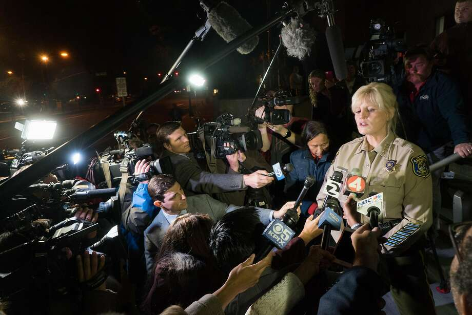 Search warrants have been issued in the investigation into whether Santa Clara County Sheriff Laurie Smith gave concealed-gun permits in exchange for campaign contributions. Photo: James Tensuan / Special To The Chronicle 2016
