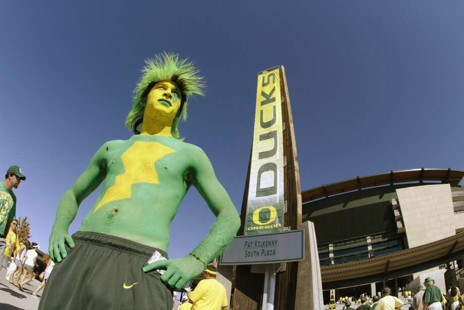 23. University of OregonTotal Revenue: $111,701,175Total Expenses: $110,202,688 Photo: Jonathan Ferrey/Getty Images