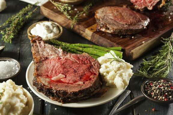 """The Houstonian Hotel is offering a special """"Mad Men Martini Dinner"""" every Friday and Saturday in September 2016. The retro luxe dinner includes ribeye steak carved to order tableside and a martini."""