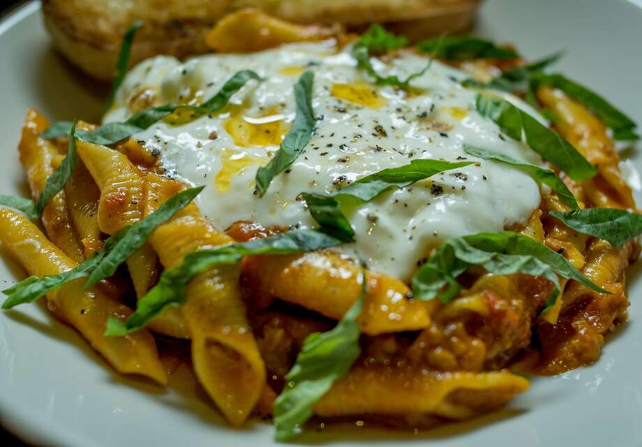 Corridor: Garganelli Bolognese. Photo: John Storey, Special To The Chronicle