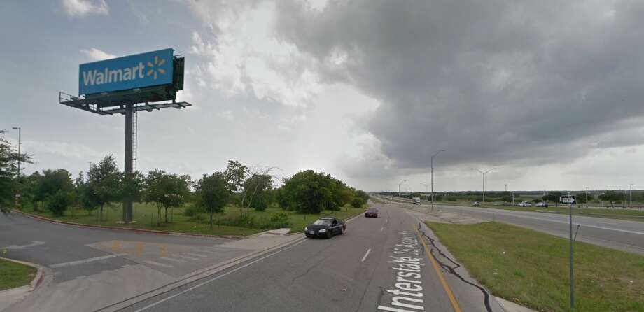 A 63-year-old man was found dead inside the trunk of his vehicle on the Southwest Side in a Walmart parking lot on Sept. 1-2, 2016. Photo: Google