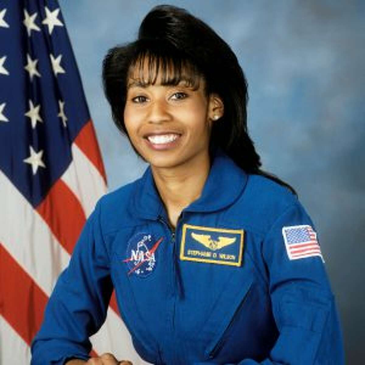 NASA Astronaut Stephanie Wilson (Provided photo)