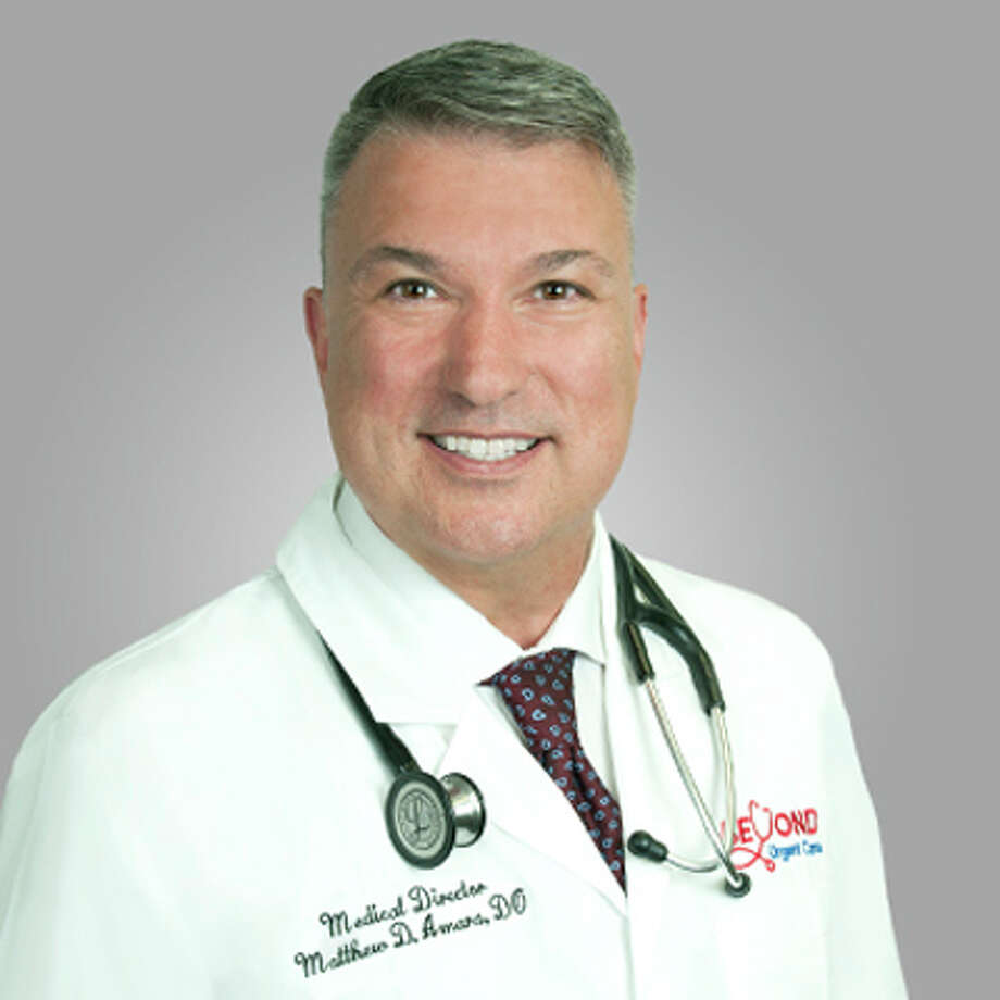 Dr. Matthew D. Amara of Beyond Urgent Care Photo: Contributed / Contributed Photo / The News-Times Contributed