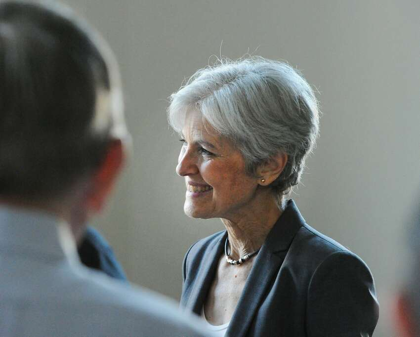 Click ahead to learn about some of the other candidates on the 2016 ballotDr. Jill Stein Green Party candidate for president