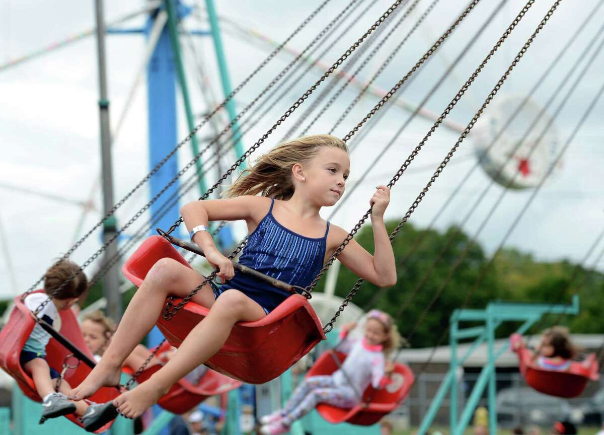 Trumbull's Fall Festival will be on the fields behind Trumbull High School Friday, Saturday, and Sunday.Find out more.