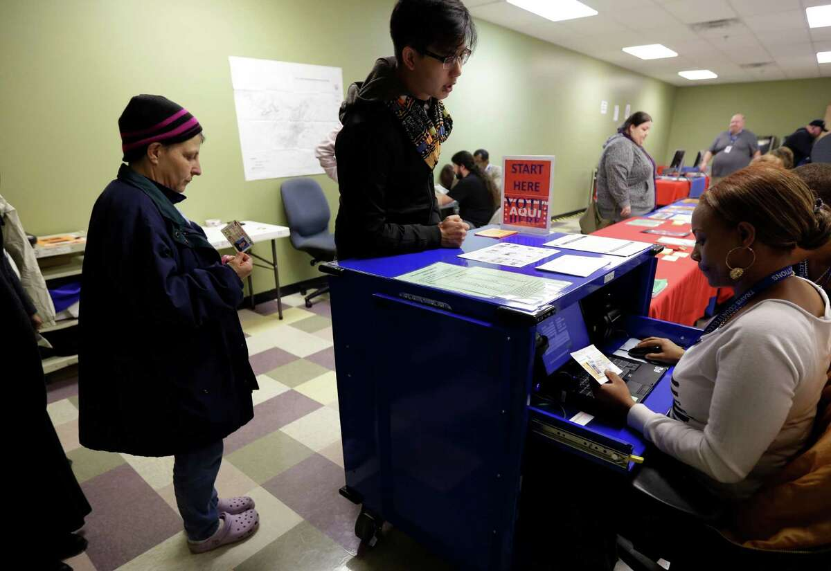 At least two federal courts have found Texas' voter ID law to be discriminatory, disproportionately to the state's minority communities. These are the markets it is crucial for the state's voter outreach plan to reach. The 5th Circuit Court of Appeals required a U.S. District Court in Corpus Christi to impose changes to mitigate the discrimination.