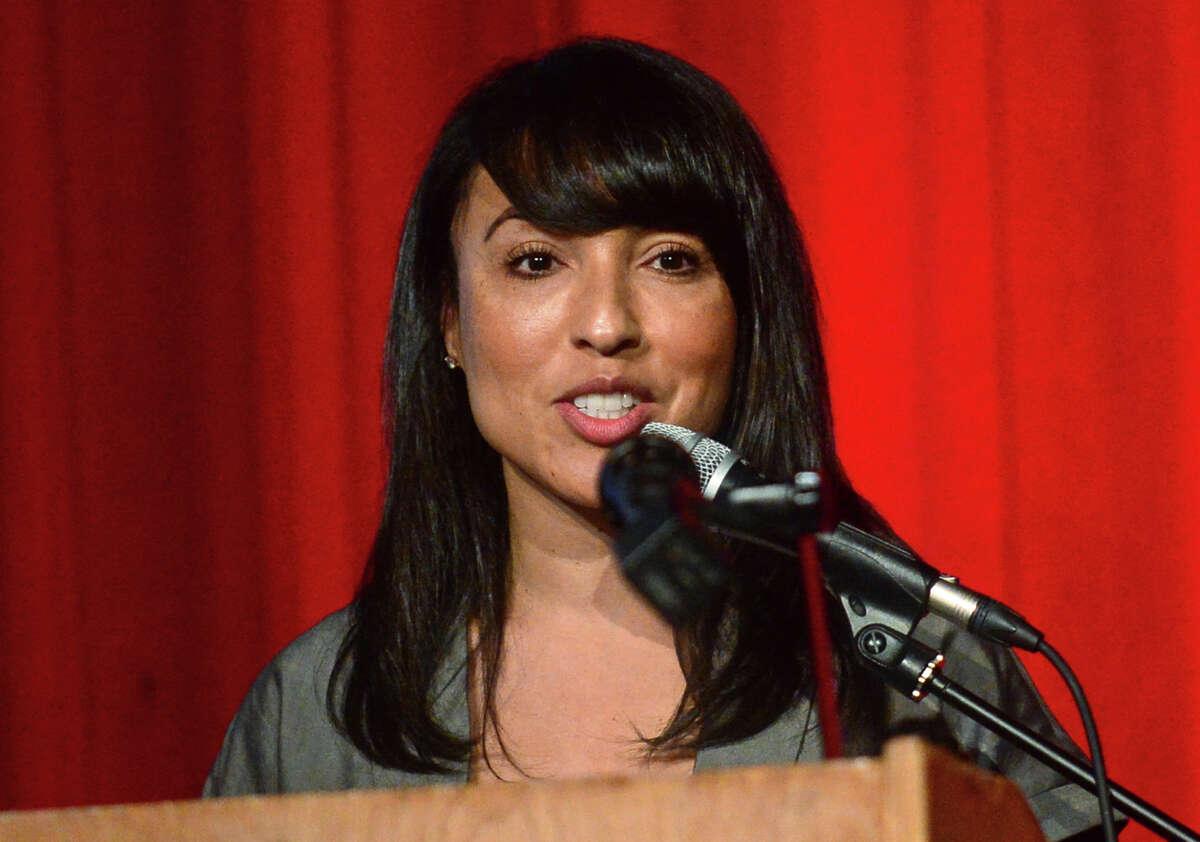 Brookside Elementary School Principal Sandra Faioes.