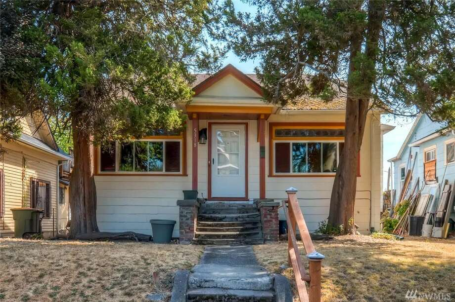 The first home, at 5318 46th Ave. S., is listed for $399,950. The two-bedroom, one-bathroom home is 1,640 square feet and features a large unfinished basement and a kitchen with slab-granite counter tops and stainless steel appliances. The home is in Columbia City.There will be a showing for this home on Saturday, Sept. 3 and Sunday, Sept. 4 from 1 p.m. to 4 p.m. You can see the full listing here. Photo: Photos By Virtuance, Listing Courtesy Of Kendra Todd, Keller Williams Greater Seatttle