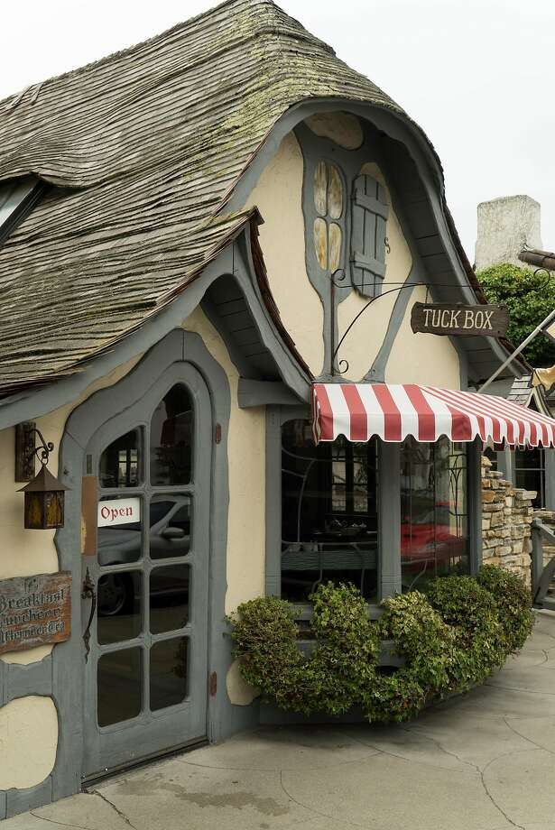 Tuck Box is housed in a fairytale-like cottage in Carmel, Calif. on Friday, Aug. 19, 2016. Photo: James Tensuan, Special To The Chronicle