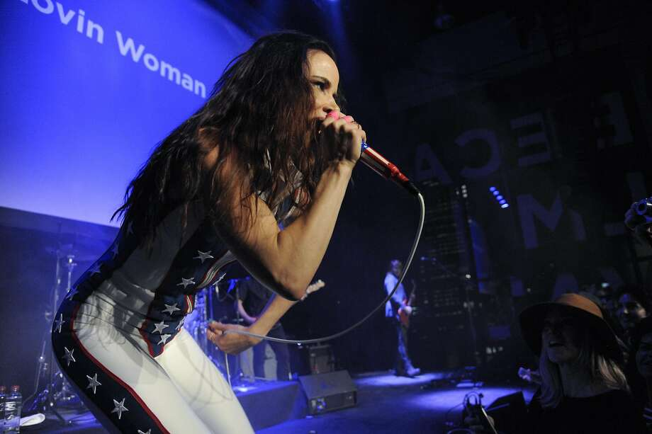 """Juliette Lewis says her show pro mises to be """"off-the-wall electric."""" Photo: Matthew Eisman, Getty Images"""